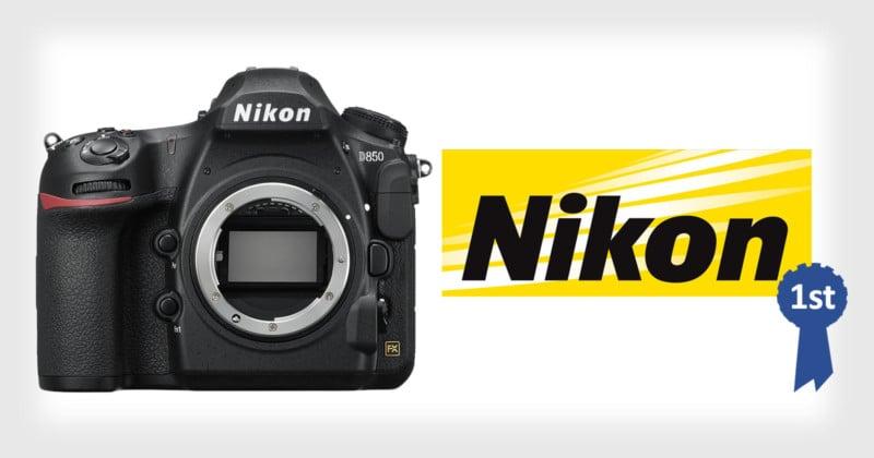 Nikon #1 in Full Frame Camera Sales During 2017 Holidays