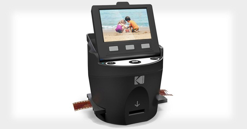 Kodak Scanza: A New Compact Budget Film Scanner