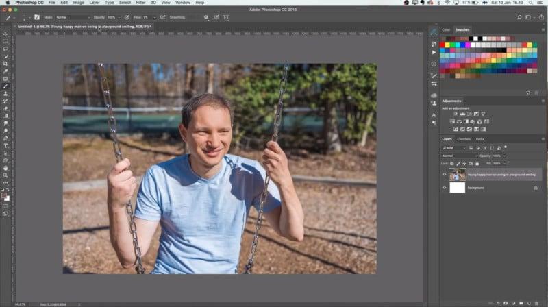 Wie Photoshop Portraits im Stil von Pam Dave Zarings Familienfotos