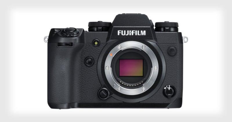 Fujifilm's X Series mirrorless camera range gets a new flagship
