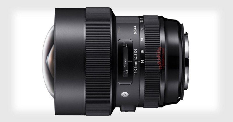 Sigma 14-24mm f/2.8 Art Lens Coming Soon: Report