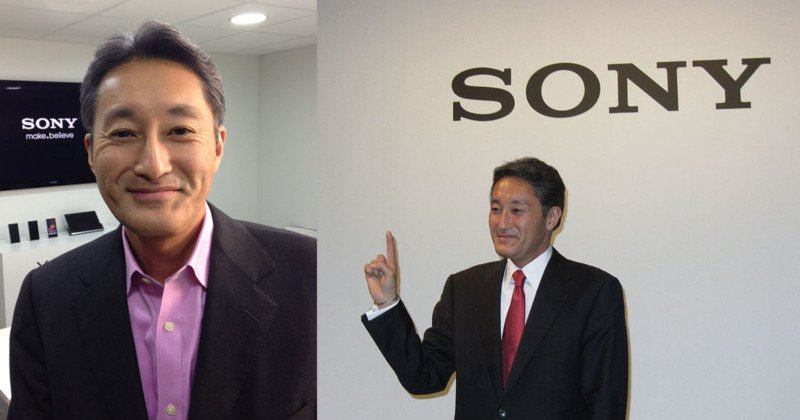 Sony CEO Kaz Hirai to Step Down Now That the Ship Has Been Righted