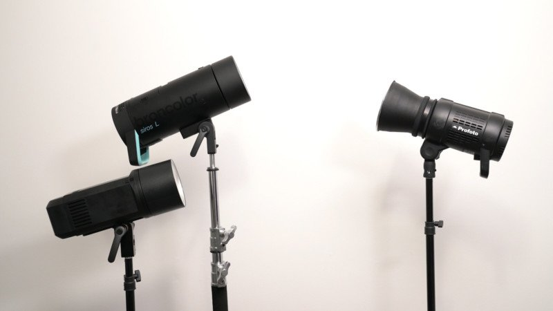 Flash Battle: Profoto B1X vs Godox AD600 Pro vs Broncolor