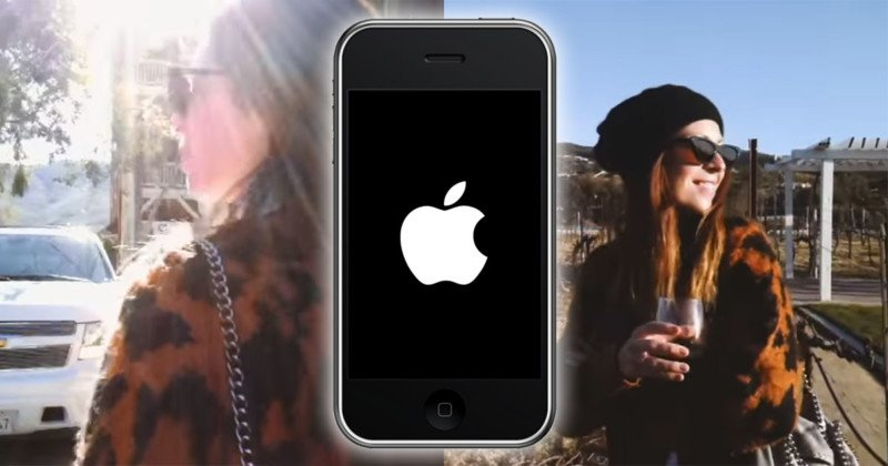 This Video Was Shot on iPhone… A $32 iPhone 3GS from 2009