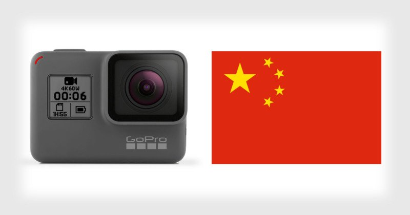 GoPro May Soon Be a Chinese-Owned Company