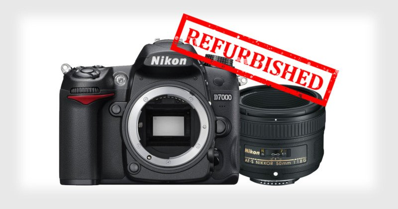 This 'Secret Code' Shows if Your Nikon Gear is Refurbished