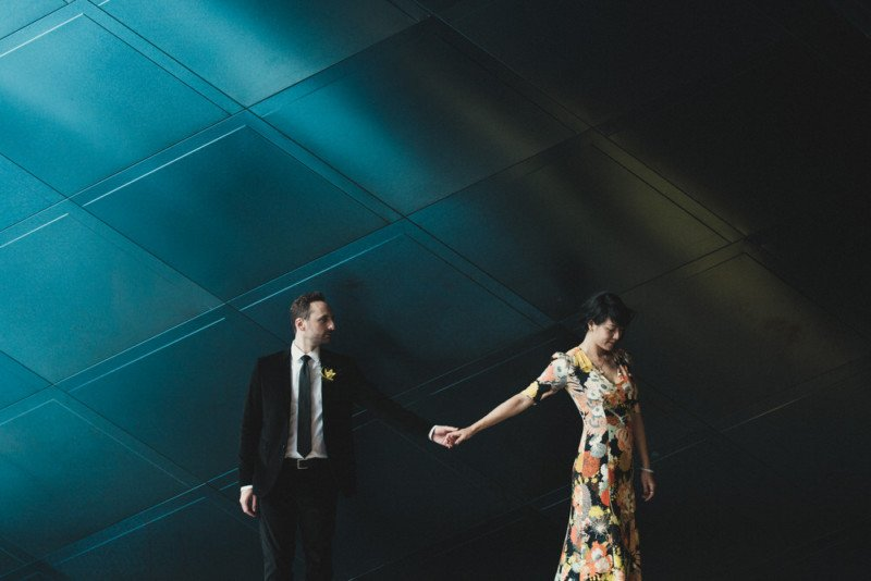 How I Shot A Wedding With Just One 35mm Lens