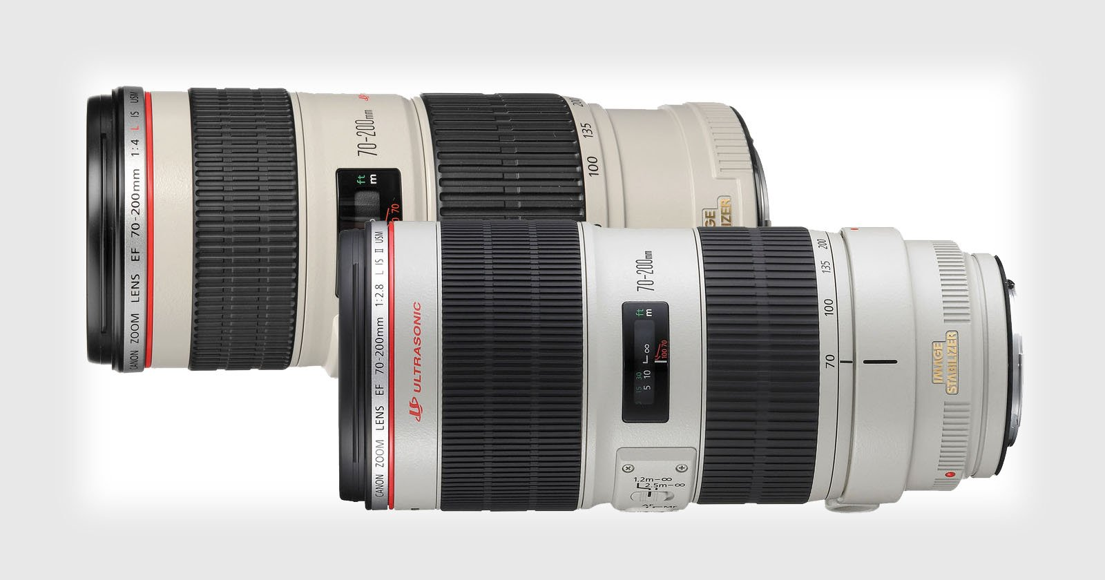 Canon to Unveil Two New 70-200mm Lenses Next Month: Report
