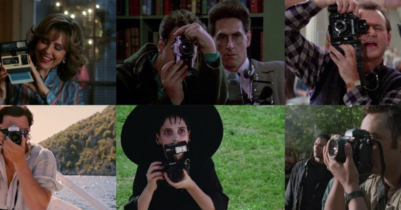 The Cameras Seen in Movies and TV Shows