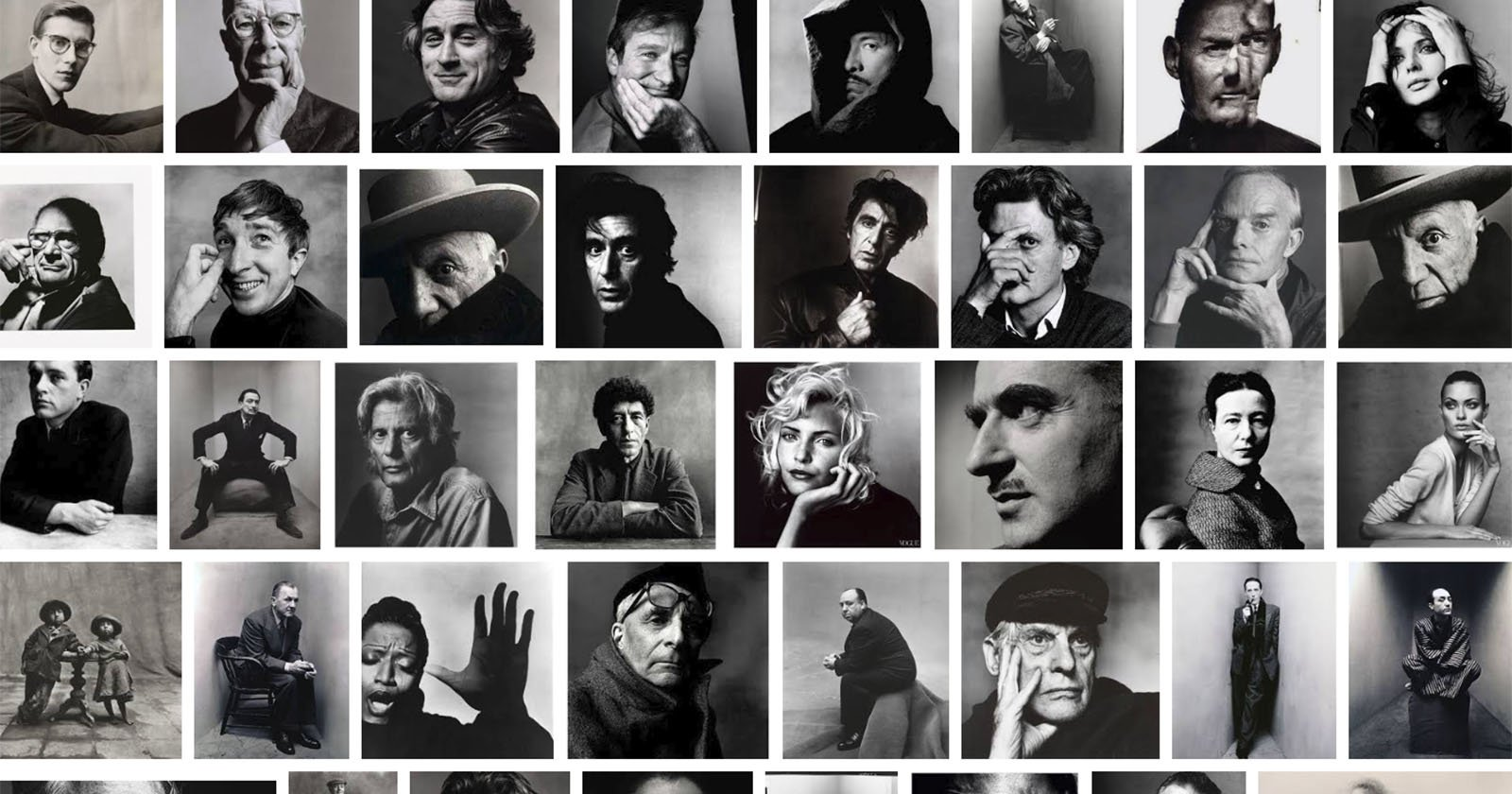 10 Things I Learned from Irving Penn