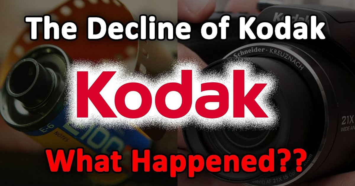the rise and fall of eastman kodak The rise and fall of eastman kodak 1895 words jan 16th, 2018 8 pages that is no longer the case in fact, eastman kodak only recently emerged from the chapter 11 bankruptcy proceedings which began in 2012.