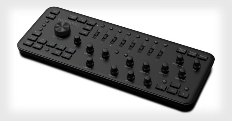 Loupedeck+ is an Even More Versatile Photo Editing Console
