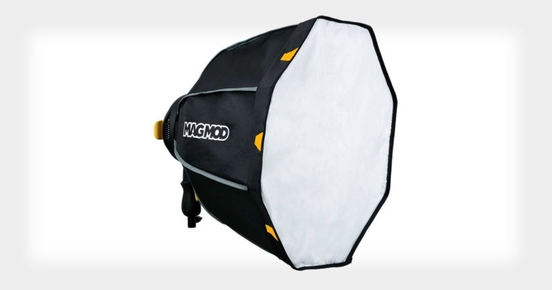 MagMod MagBox is a 'Revolutionary' New Magnetic Softbox