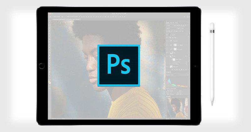 Full Desktop-Class Adobe Photoshop App Coming To The iPad