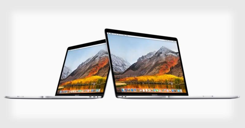 Apple MacBook Pro Updated: 8th-Gen Intel CPUs, More RAM, Pro Features