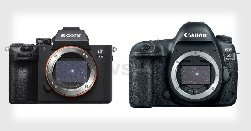 Comparing the Sony a7 III and Canon 5D Mark IV for Astrophotography