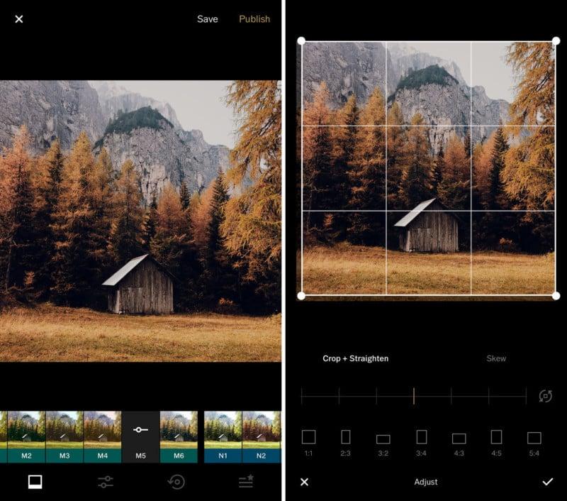 Las mejores aplicaciones para fotografía de paisaje