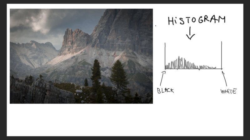 How to Read and Use the Histogram on Your Camera