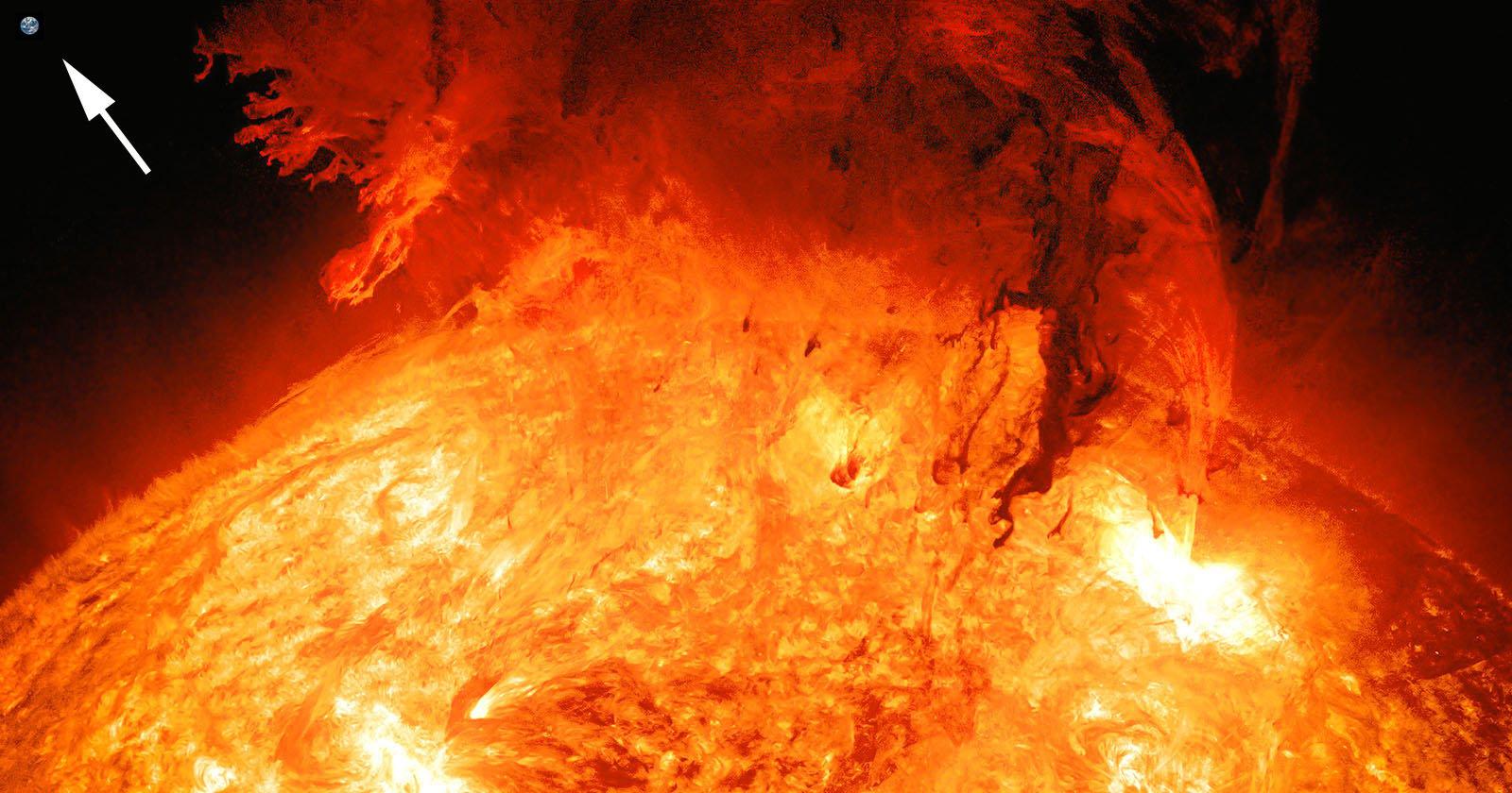 solar storm real - photo #44