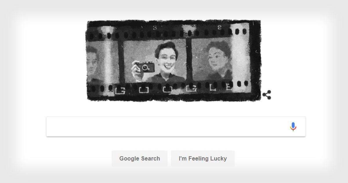Google's Latest Doodle Honors War Photographer Gerda Taro