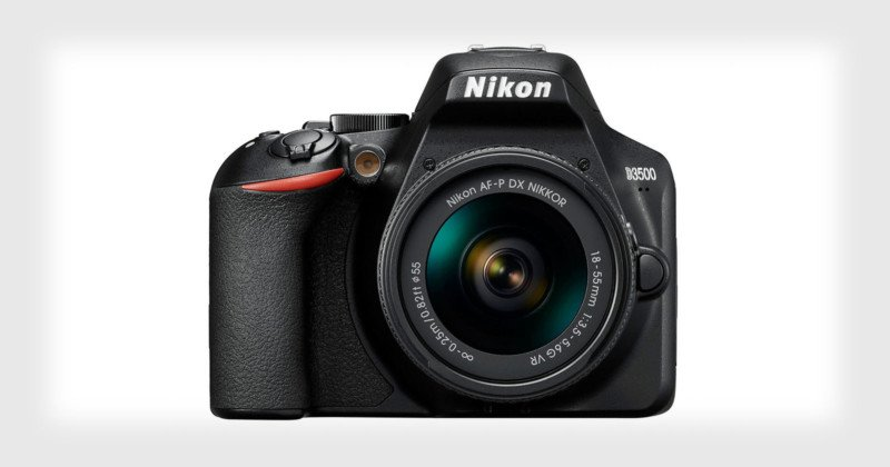Nikon S New D3500 Is Its Lightest And Friendliest Dslr Ever For most amateur photographers, dslr cameras can be intimidating to use. petapixel