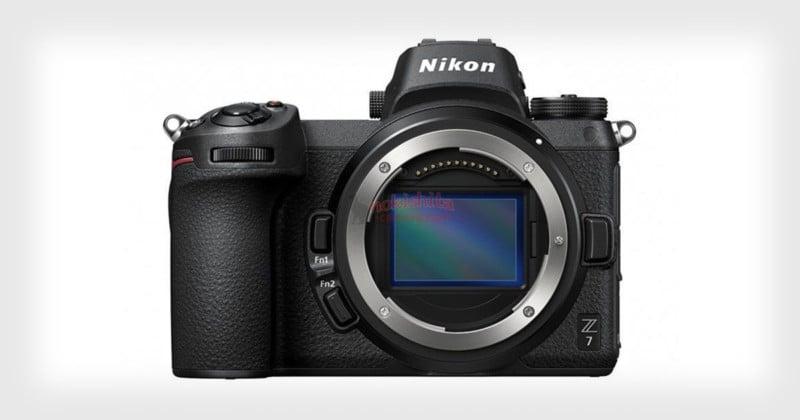 Nikon Z6 and Z7 Photos Leaked