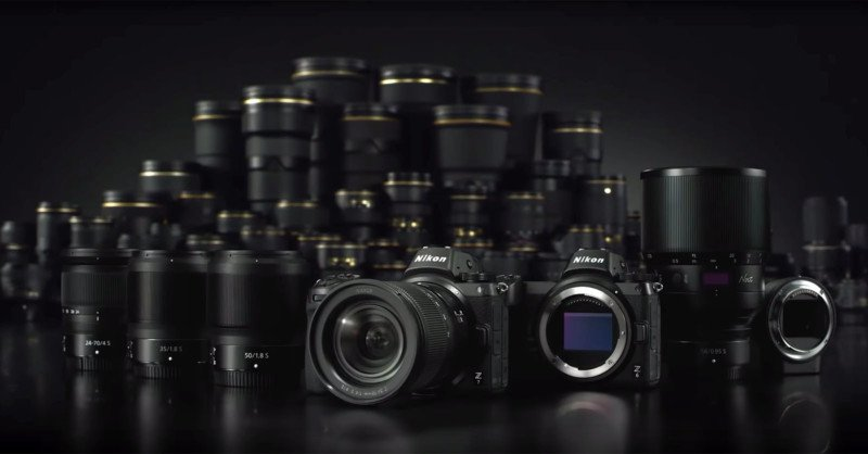 Nikon Unveils the Z Series Full-Frame Mirrorless Camera System