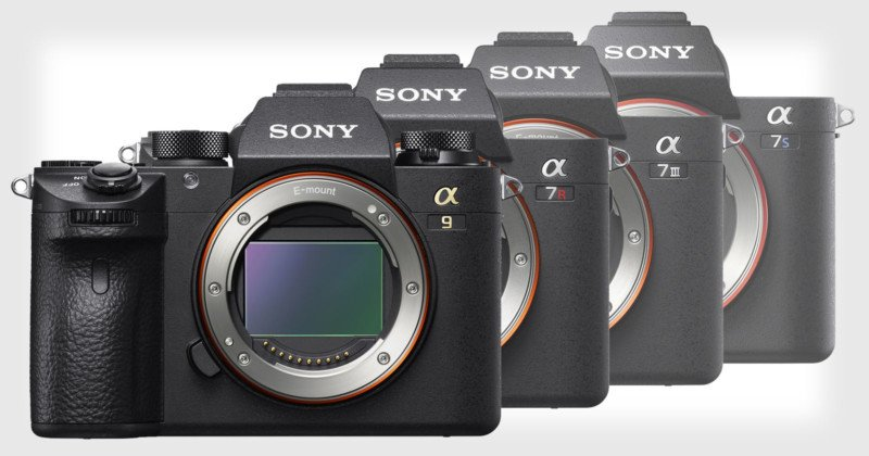Sony is Now #1 in Full-Frame Cameras in the US