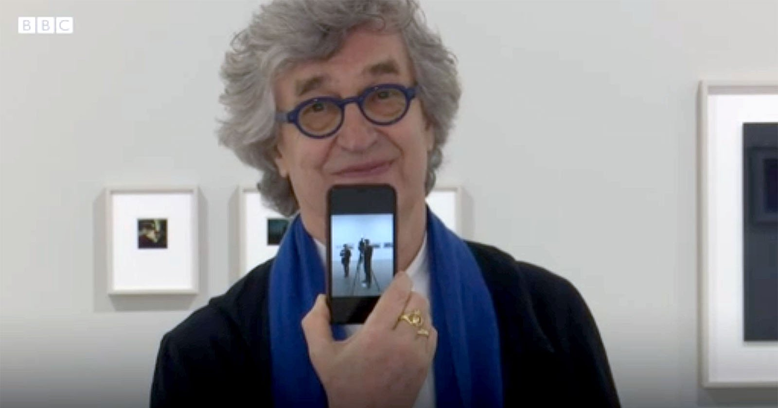 Wim Wenders: Phones Have Made Photography 'More Dead Than Ever'