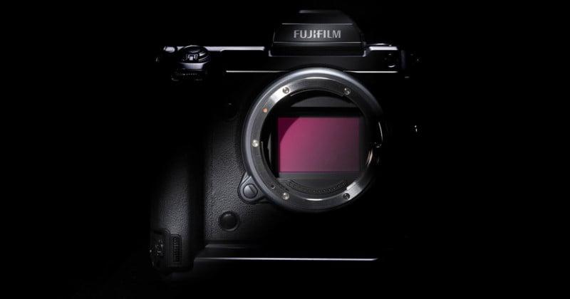 Fujifilm's Next GFX is a 102MP Medium Format Mirrorless with