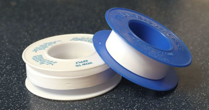 Plumber's Tape is a Cheap Way to White Balance Photos