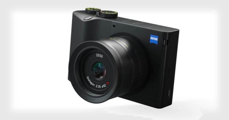 The First Hands-On Look at Zeiss' ZX1 Full-Frame LR-Equipped Camera