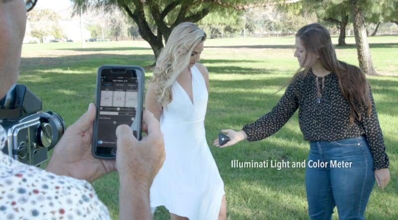 Wie man Belichtung in Filmfotos mit und ohne einen Belichtungsmesser nagelt
