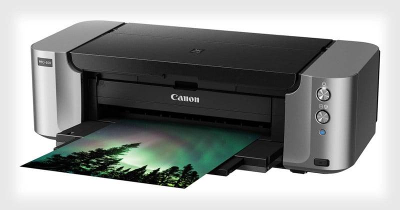 Deal Alert: Get a $470 Canon PIXMA PRO-100 Photo Printer Bundle for $60