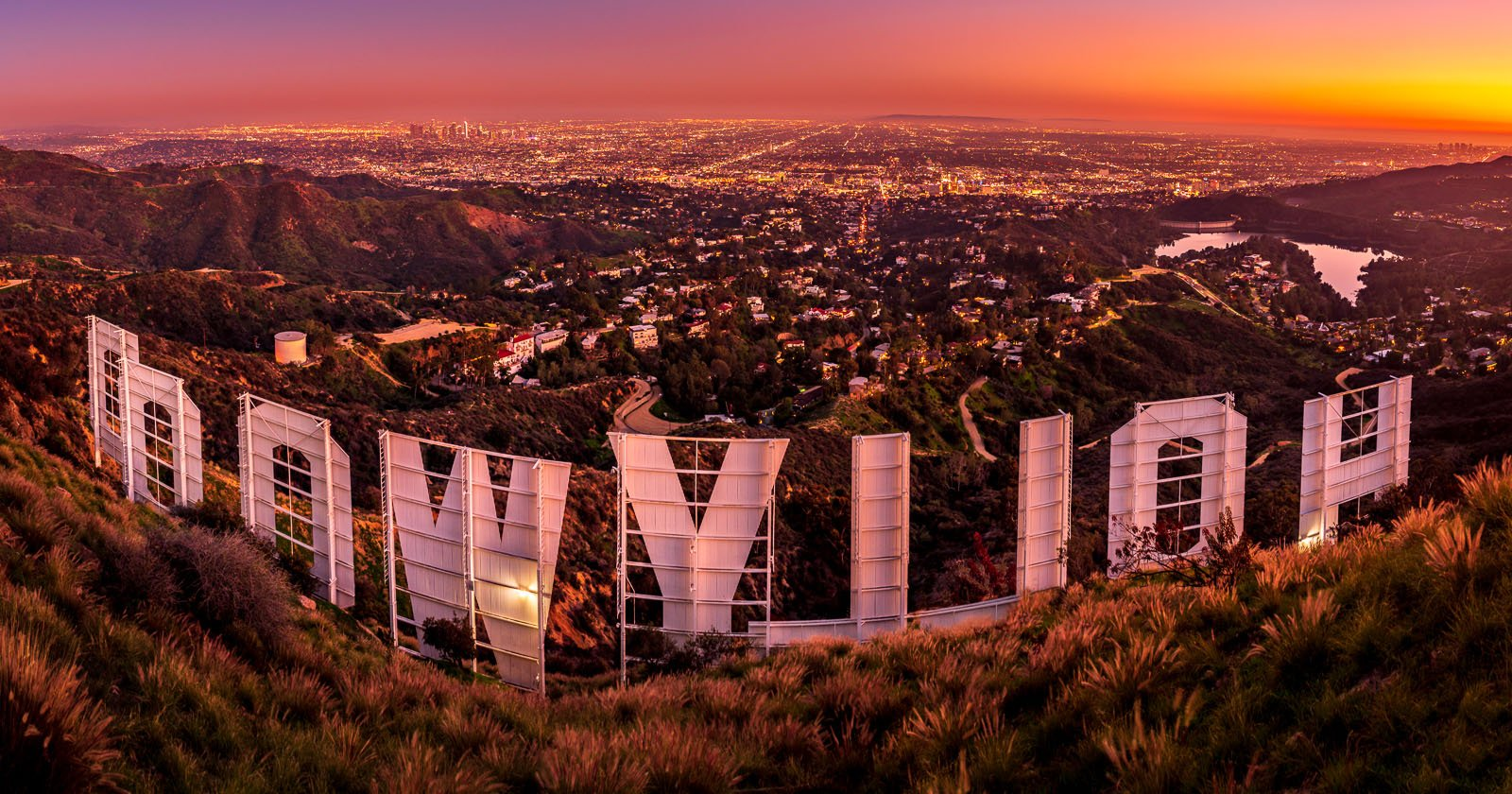 How to Photograph the Back of the Hollywood Sign  How to Photogra...