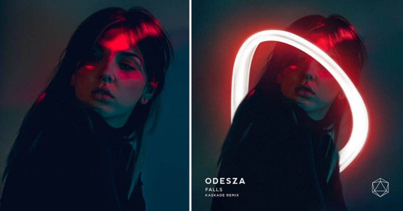 From Lighting Test to Album Cover: The Tale of a Photo in the Social