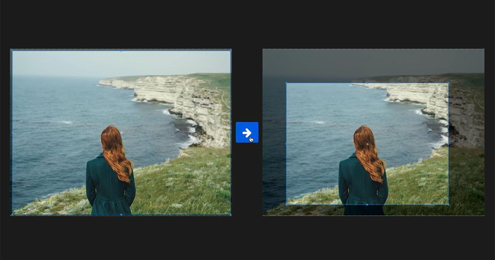 Adobe MovingStills Creates Realistic Camera Moves in Still Photos