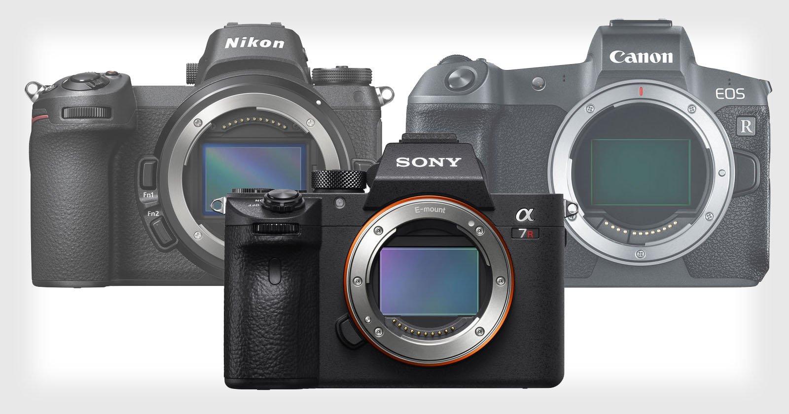 Sony Beats Canon EOS R and Nikon Z7 in Dynamic Range