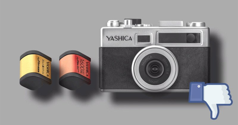 Yashica's 'Unexpected' Y35 Camera is Worse Than Anyone Expected