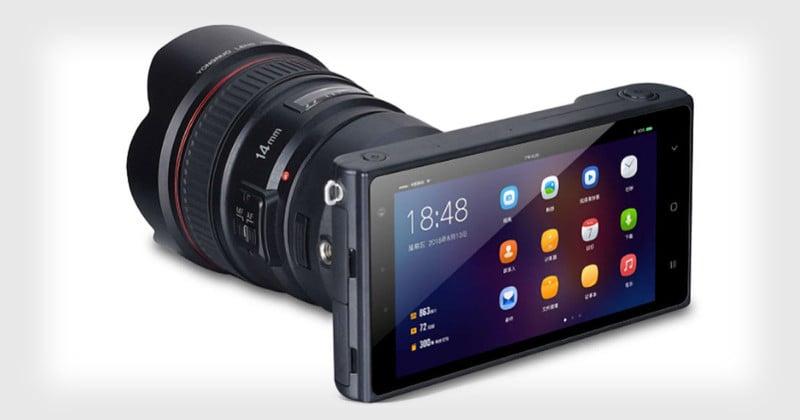 Yongnuo is Developing a Mirrorless Camera
