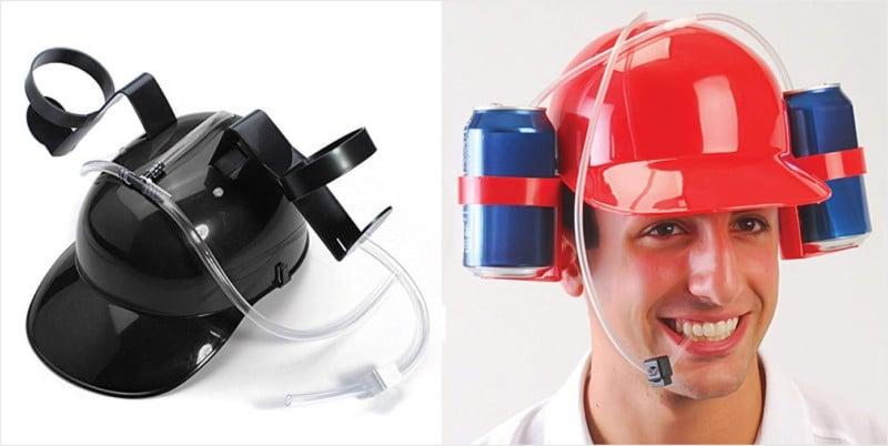 casco de cerveza
