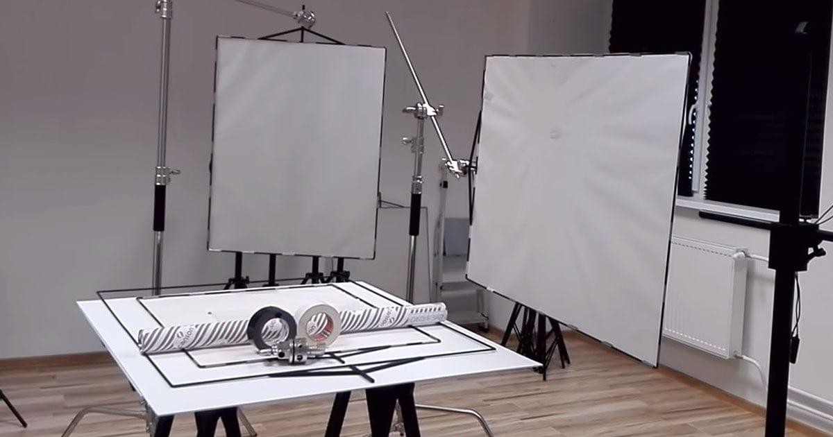 Diy Light Panel Diffuser - DIY Campbellandkellarteam