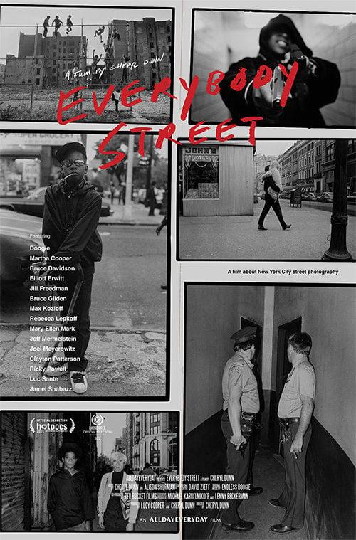 NYC Street Photography Documentary 'Everybody Street' Now Free to Watch