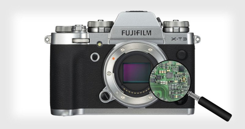 Fujifilm X-T3 Teardown: A Look Inside Fuji's Latest APS-C Masterpiece