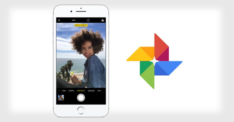 Google Photos for iOS Can Now Adjust Bokeh in Portrait Mode Photos