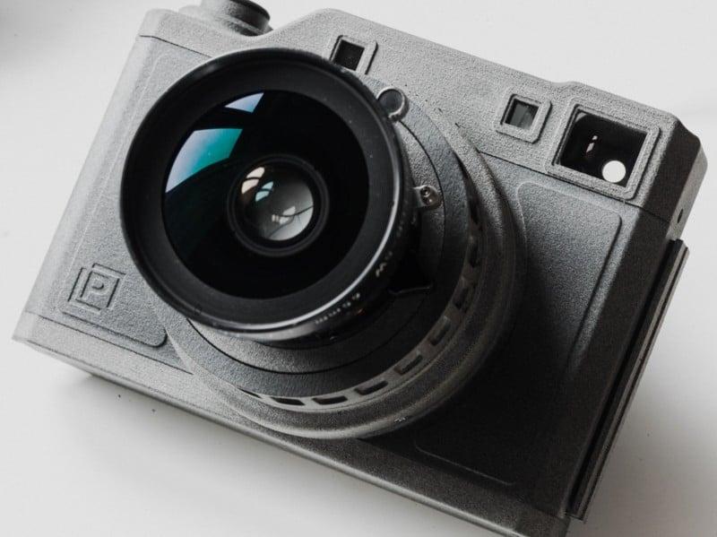 Panomicron Holmium: A Homemade 6x7 Rangefinder Camera