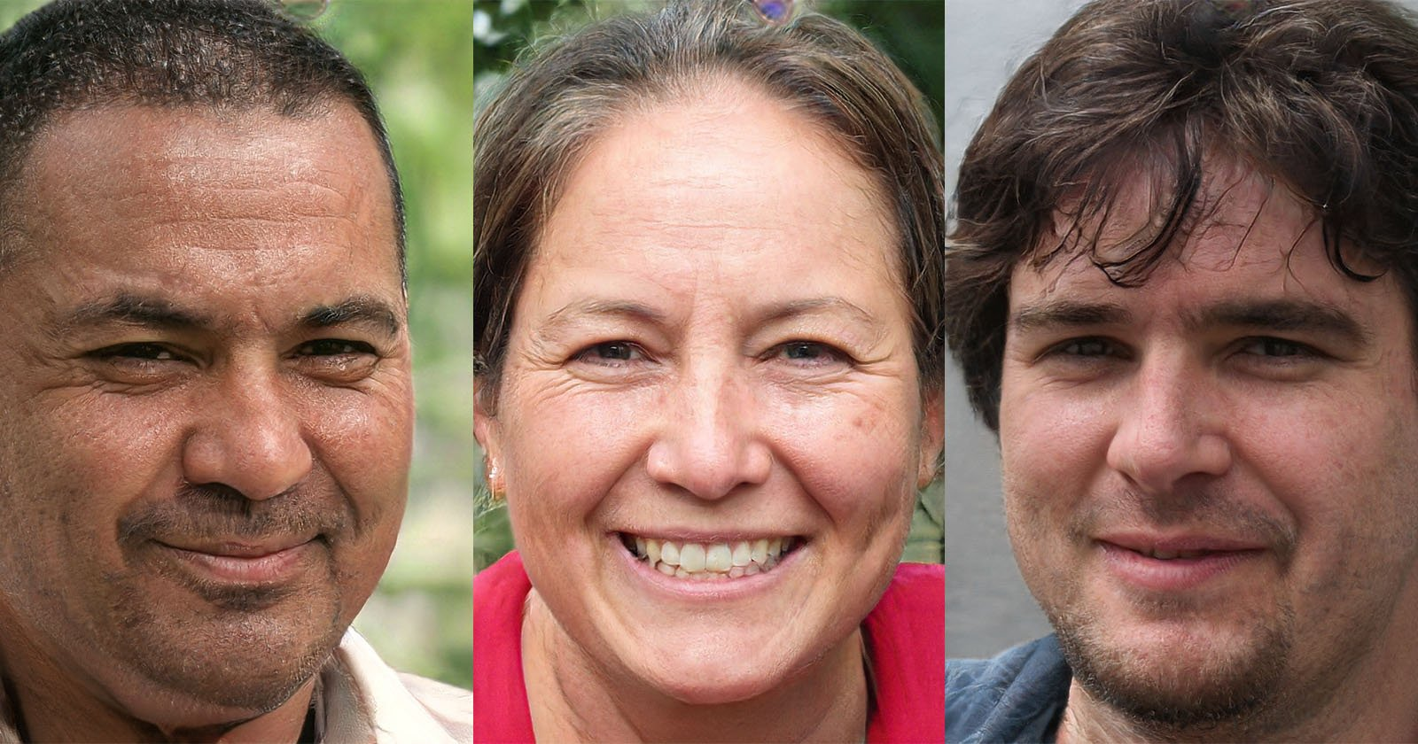 These Portraits Were Made by AI: None of These People Exist