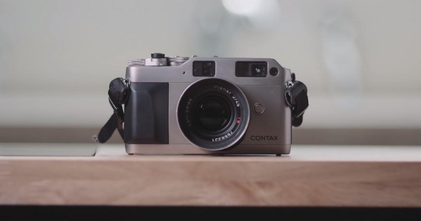 Buying 35mm camera film in Hong Kong