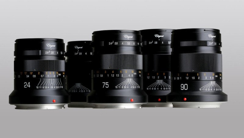 KIPON Unveils the First 3rd-Party Lenses for Canon R and Nikon Z