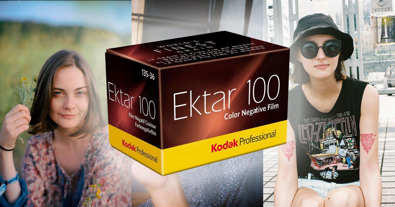A Guide to Shooting Portraits with Kodak Ektar 100